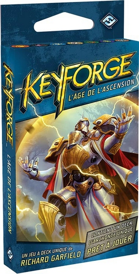Keyforge S2 L Age de l Ascension - deck