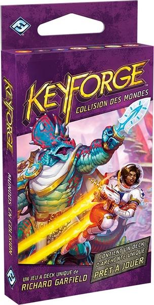 Keyforge S3 Collision des Mondes - deck