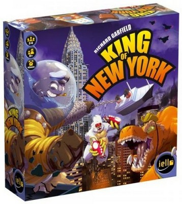 King of NewYork - jeu de base