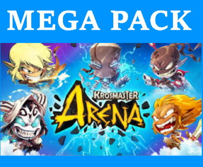 Krosmaster Mega pack valeur 239€ [LOT]
