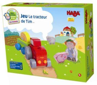 le tracteur de Tim