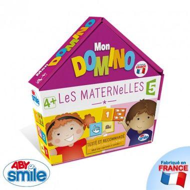 Les Maternelles Mon Domino
