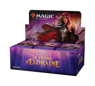 MAGIC boite de boosters x36 Eldraine [LOT]