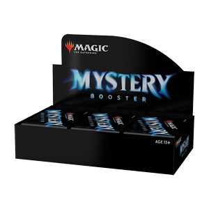 MAGIC boite de boosters x24 Mystery booster [LOT]