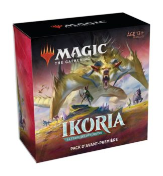 MAGIC kit AP (kit 6 boosters + 1 carte promo) Ikoria