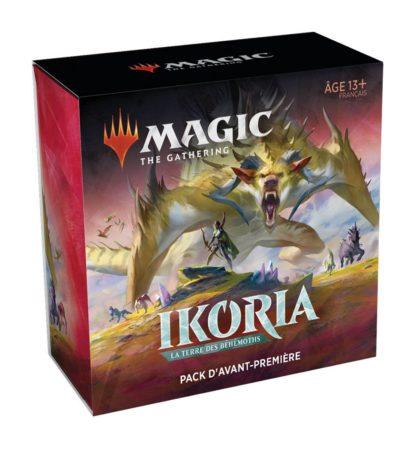 MAGIC kit AP (kit 6 boosters + 1 carte promo) Ikoria