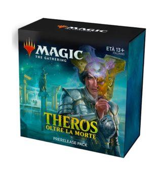 MAGIC kit AP (kit 6 boosters + 1 carte promo) Theros par dela la mort