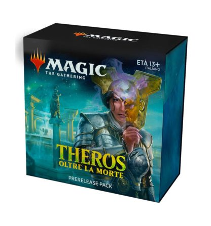 MAGIC kit AP (kit 6 boosters + 1 carte promo) Theros par dela la mort