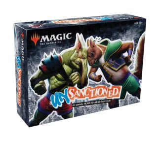MAGIC Unsanctioned [EN]