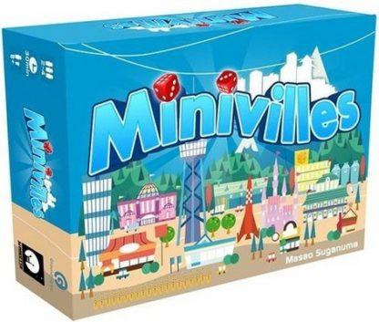 Minivilles - jeu de base