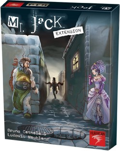 Mr Jack London ext. l extension