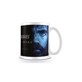 mug GoT le trone de fer - Winter is Here Tyrion night king