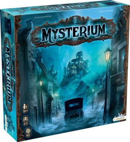 Mysterium - jeu de base