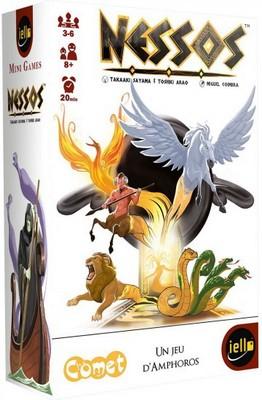 Nessos (Mini Games)