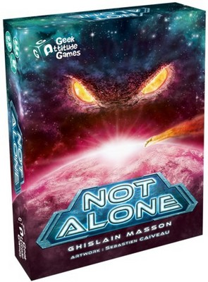 Not Alone - jeu de base