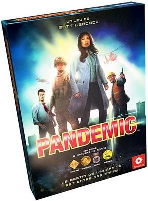 Pandemie / pandemic - jeu de base