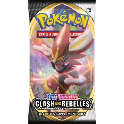Pokemon booster EB02 Epee et Bouclier 2