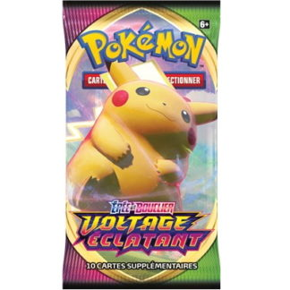 pokemon booster eb04 voltage eclatant