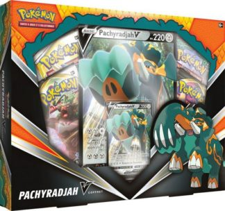 Pokemon coffret Pachyradjah-V Juin 2020