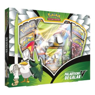 Pokemon coffret Palarticho Septembre 2020