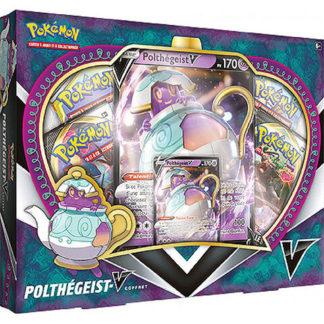 Pokemon coffret Polthegeist-V Mai 2020