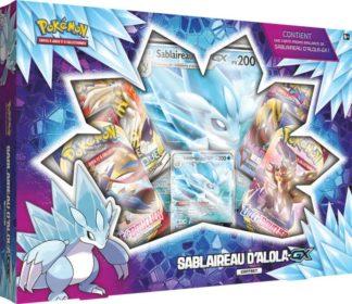 Pokemon coffret Sablaireau d Alola-GX Avril 2020