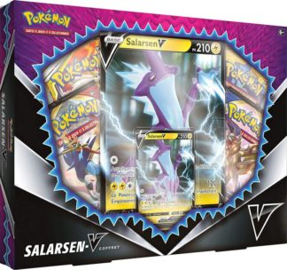 Pokemon coffret Sorcilence-V Octobre 2020