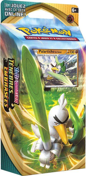 Pokemon Starter EB03 Epee et Bouclier 3
