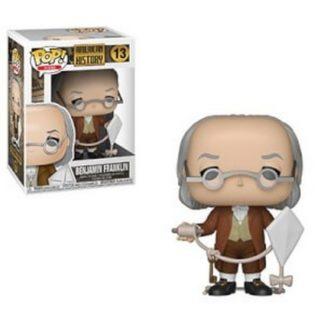 POP! American History [13] Benjamin Franklin