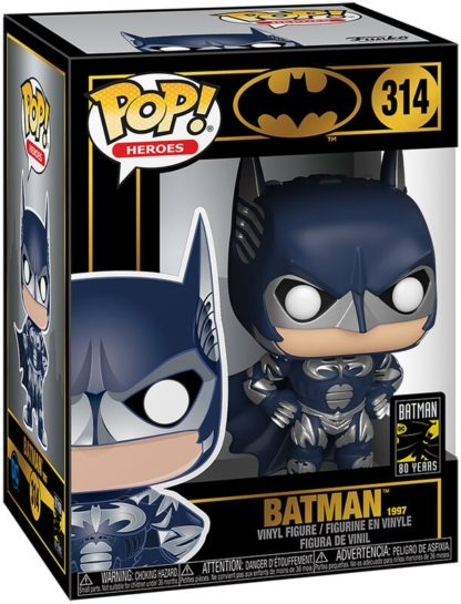POP! Batman 80e [314] Batman 1997