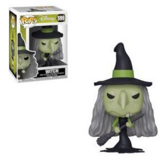 POP! Disney L etrange noel de mr Jack S6 [599] witch