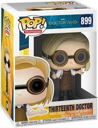 POP! Docteur Who [899] 13e Docteur avec lunettes