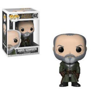 POP! GoT le trone de fer [62] Ser Davos Seaworth