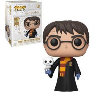 "POP! Harry Potter [01] Harry avec Hedwige supersized 46cm 18"""