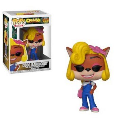 POP! Jeu Crash Bandicoot [419] Coco