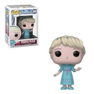 POP! La Reine des neiges 2 [588] Young Elsa