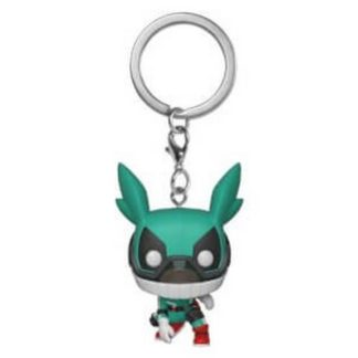 POP! pocket porte cle My Hero Academia - Deku avec casque