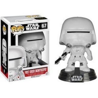 POP! Star Wars Ep. VII [67] First order snowtrooper