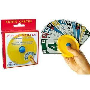 Porte cartes disque [DE]