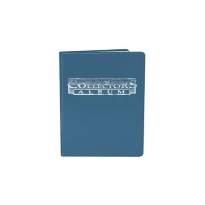 portfolio  90/180c 9pocket UP Collector Album Bleu