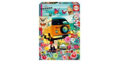 puzzle Bon Voyage (1000pcs)