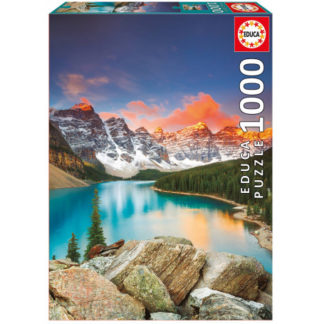 puzzle Moraine Lake Banff National Park Canada (1000pcs)