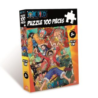 puzzle One Piece New World (100pcs)