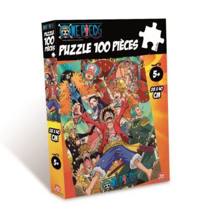 puzzle One Piece New World (100pcs)