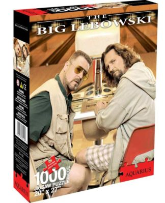 puzzle The Big Lebowsky (1000pcs)