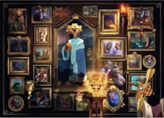 puzzle Villainous - Prince John (1000pcs)