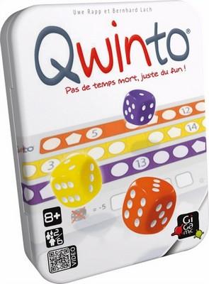 Qwinto (boite metal)