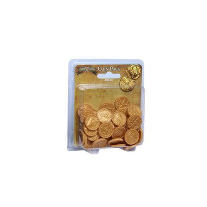 Rum and Bones coin pack 50 pieces