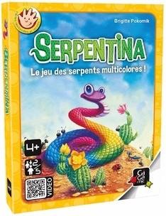 Serpentina (boite carton) edition 2020