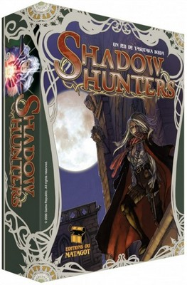 Shadow Hunters - jeu de base